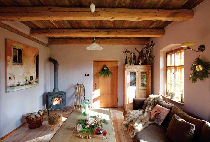 Stara chata za wsią