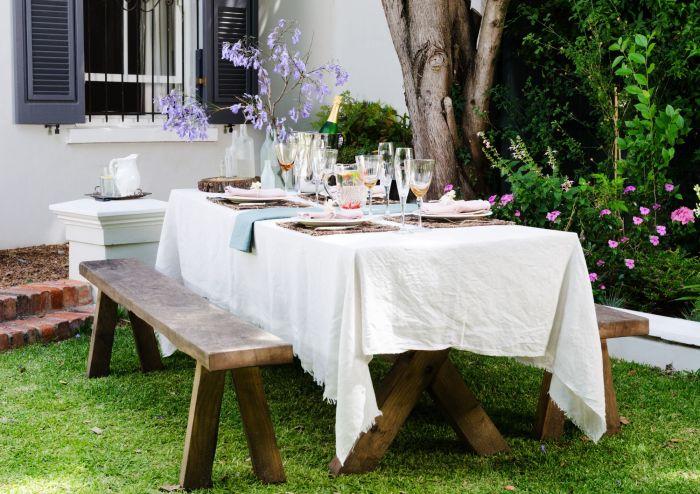 Przyjęcie w ogrodzie