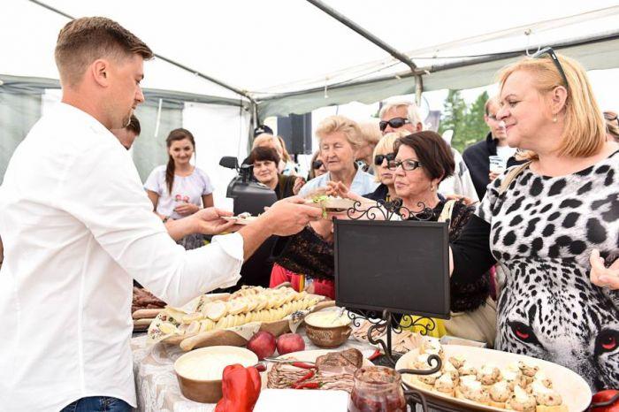 VIII Europejskie Targi Produktów Regionalnych 11-15 sierpnia 2017