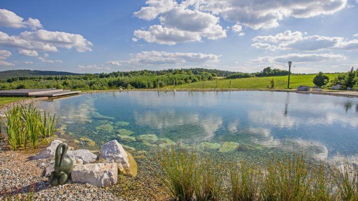 Staw kąpielowy – filtracja wody w stawach kąpielowych