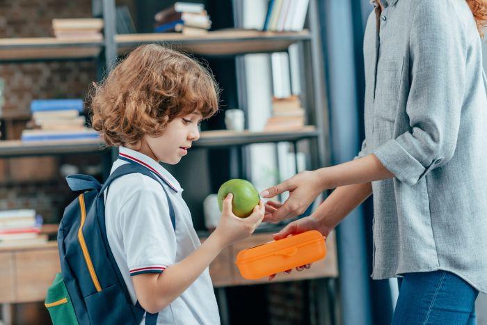 Drugie śniadanie dla dziecka do szkoły
