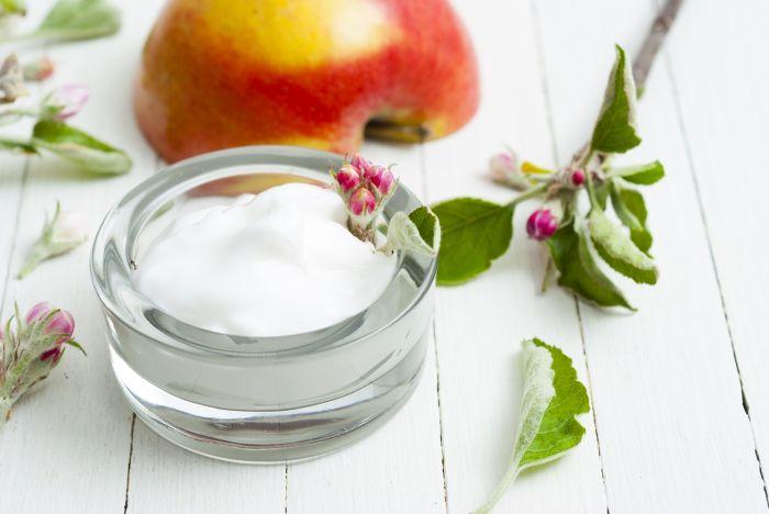 Maseczka oczyszczająca DIY z jabłek