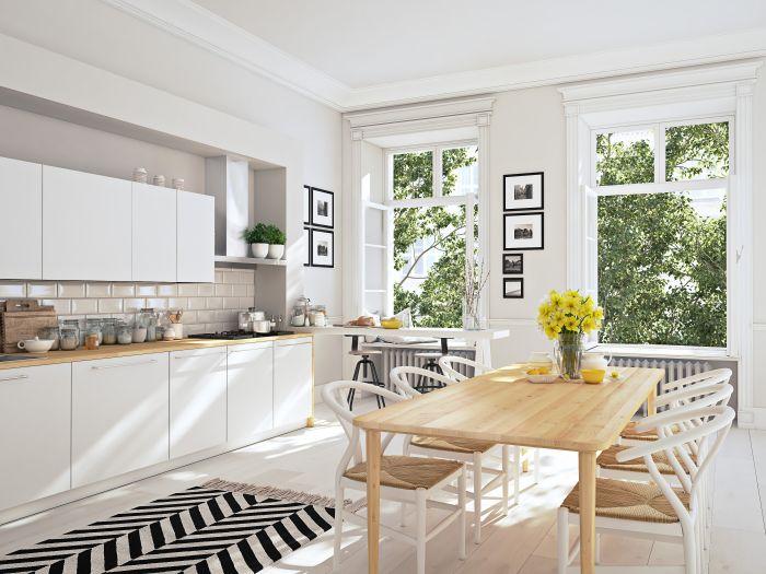 Tanie, ale nowoczesne meble kuchenne: nasze rady, gdzie je znaleźć