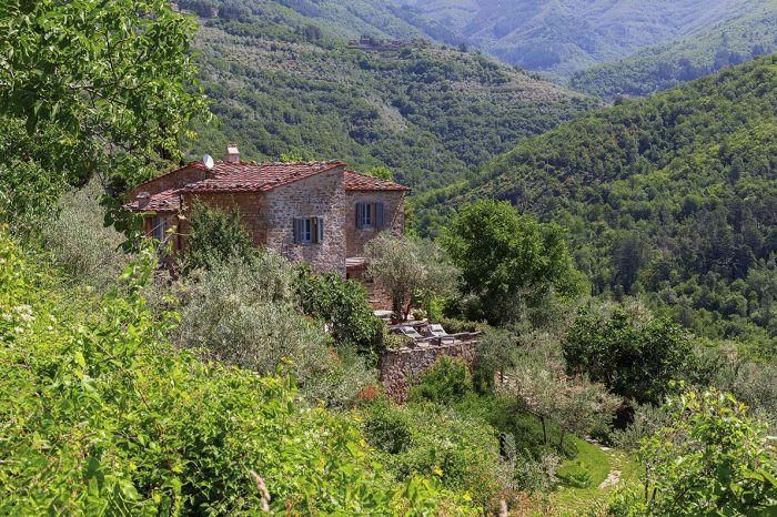 Styl toskański: nowe życie starego domu