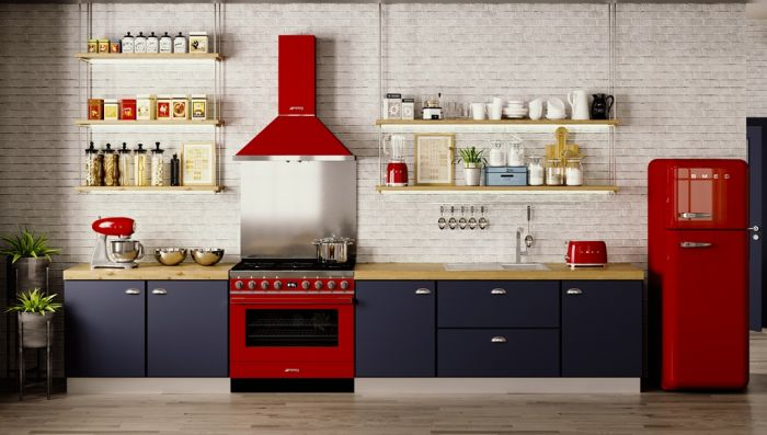 Kuchnia w stylu retro: jak wybrać idealną płytę i piekarnik?