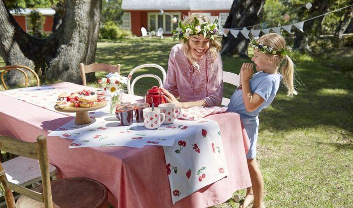 Pyszna zabawa w ogrodzie – przygotuj letnie garden party z Tchibo!