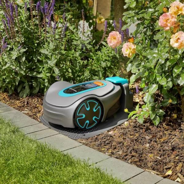 robot koszacy gardena