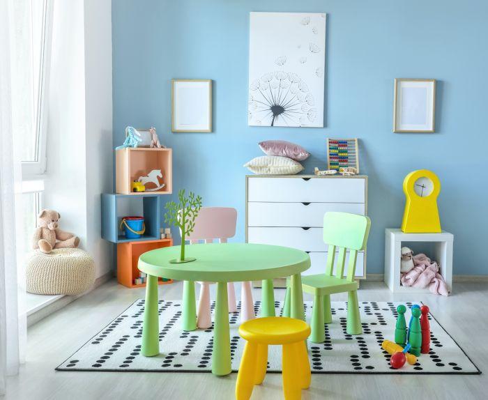 30 pomysłów na pokój dziecięcy