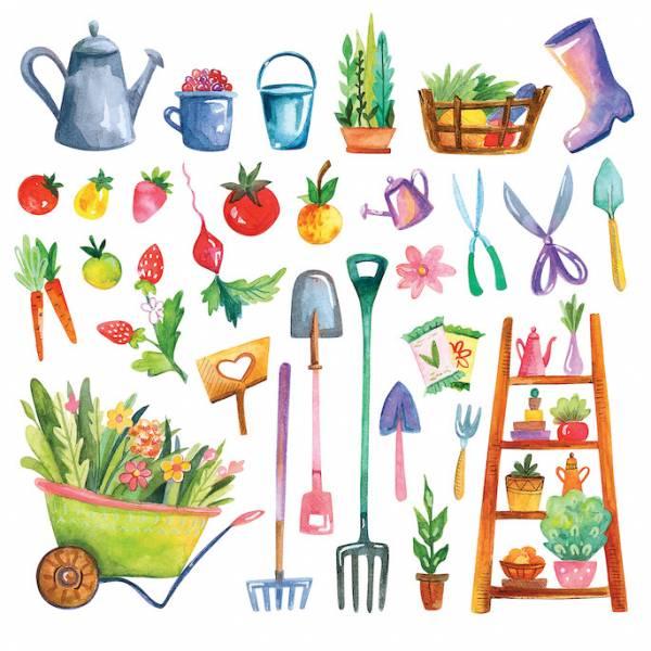 Kalendarz księżycowy ogrodnika: jakie prace ogrodowe wykonać w sierpniu?