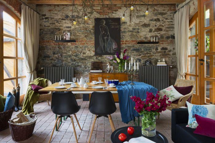 Stodoła od dobrego księcia – rustykalny dom na Morawach