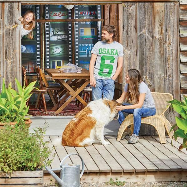 Rodzinny slow life na Wzgórzach Dylewskich