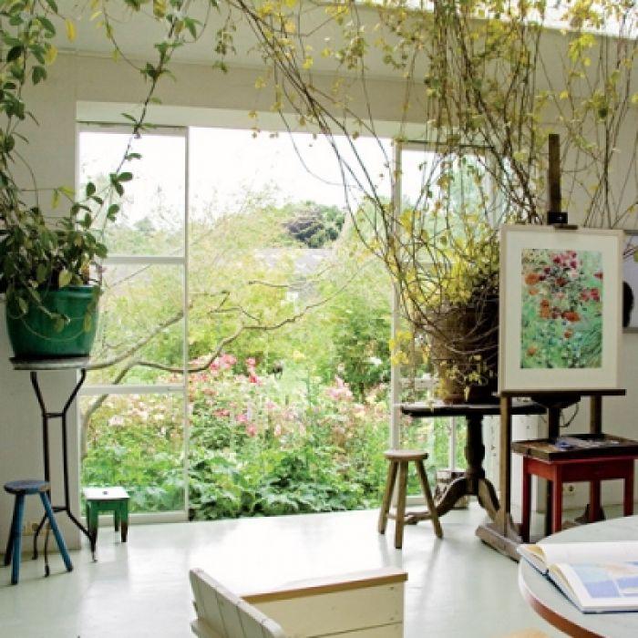 Ogród - muza Juke Hudig