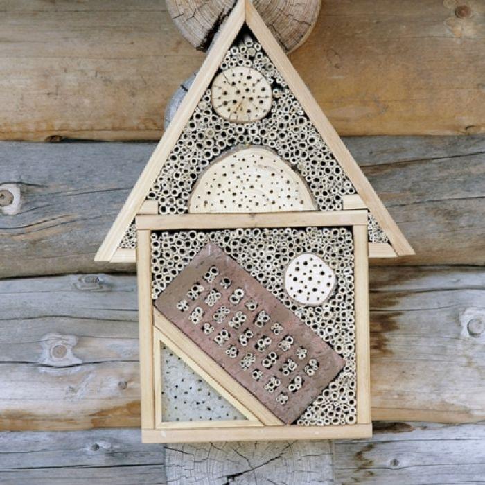 domek dla owadów