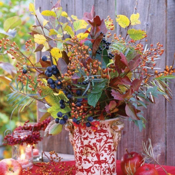 Bukiet jesienny