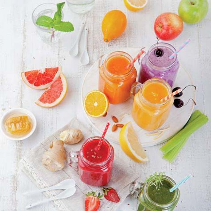 Jak przygotować idealny sok?