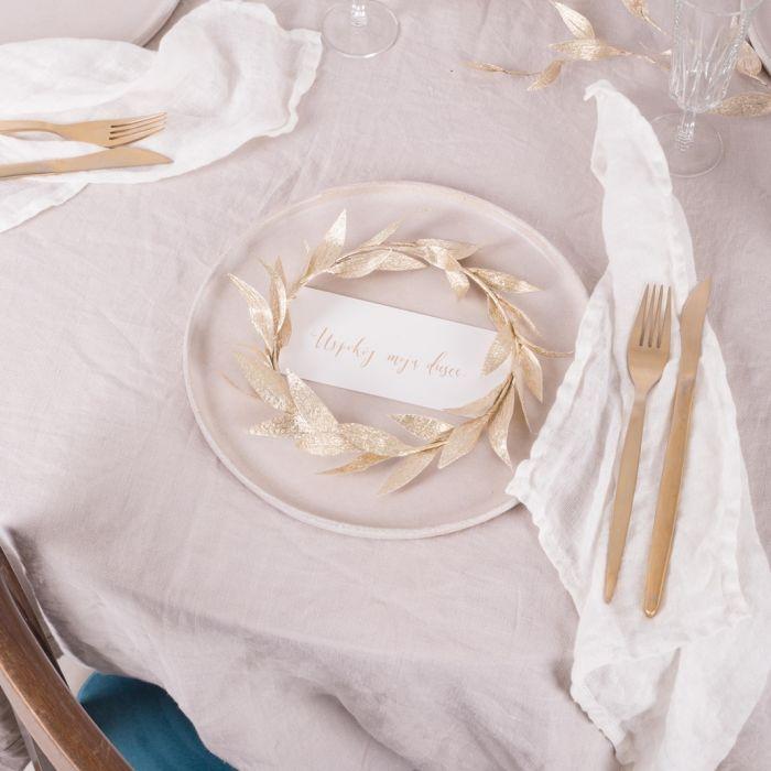 Papierowe wianki świąteczne Anny Ruleckiej