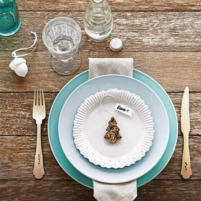 Składanie serwetek – 20 pięknych inspiracji