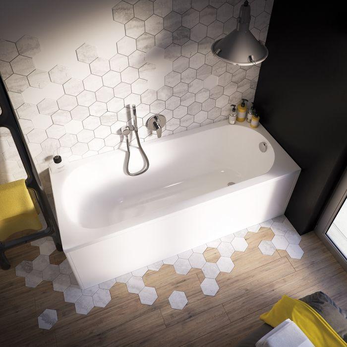 Szybka metamorfoza łazienki małym kosztem