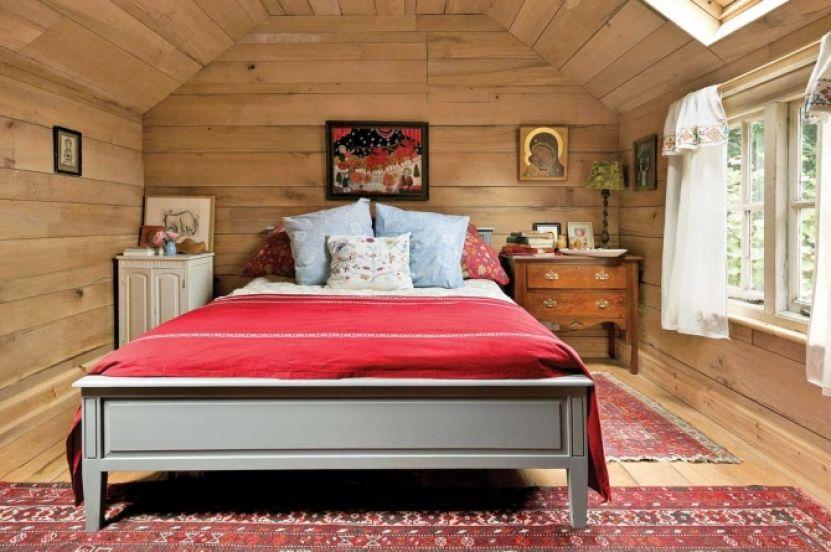 Sypialnia Mała I Dobrze Urządzona Werandacountrypl