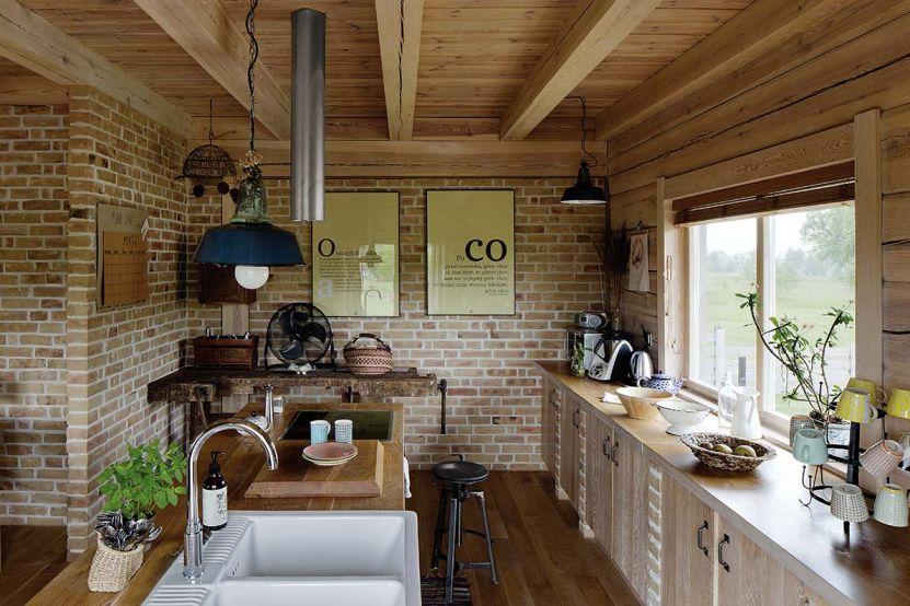 Najpiękniejsze Projekty Kuchni Zdjęcia Werandacountrypl