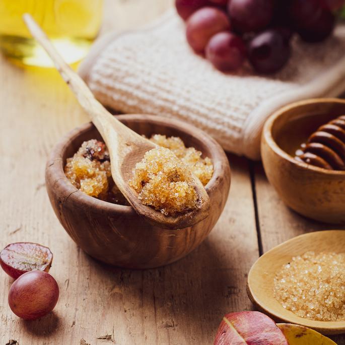 Dla urody: Peeling do ust diy na bazie domowych składników